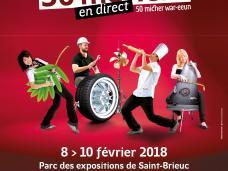 Participation aux Olympiades des métiers à St Brieuc