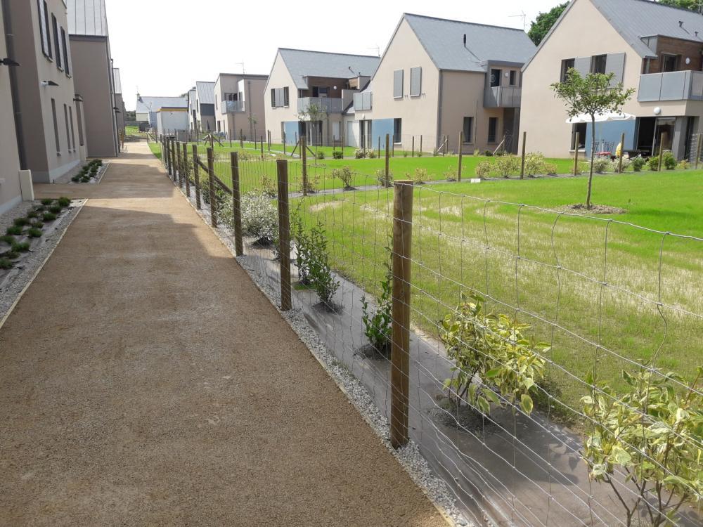 Aménagement de 15 logements semi-collectifs